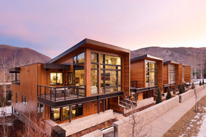 Aspen Luxury Vacation Rentals- Townhome