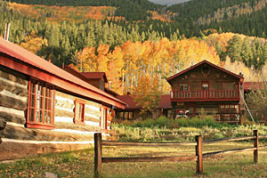 Mount Elbert Lodge and Cabins - Open May-October